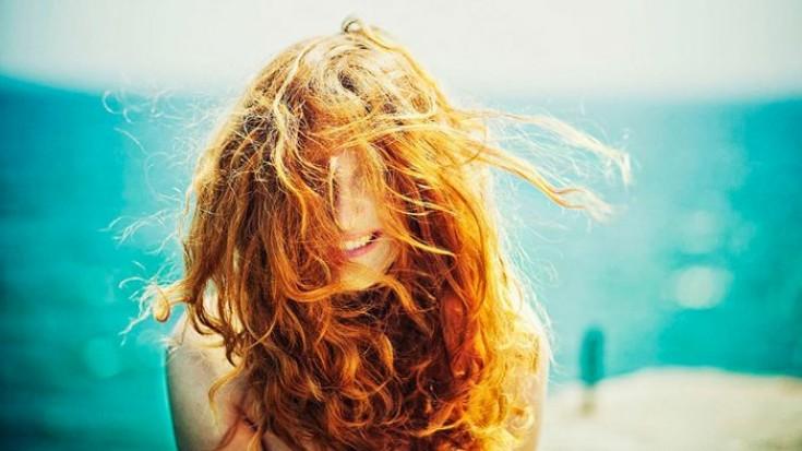 Подготовка волос к поездке на море