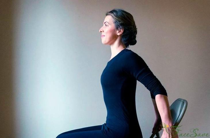 Гимнастика для подтяжки лица и шеи