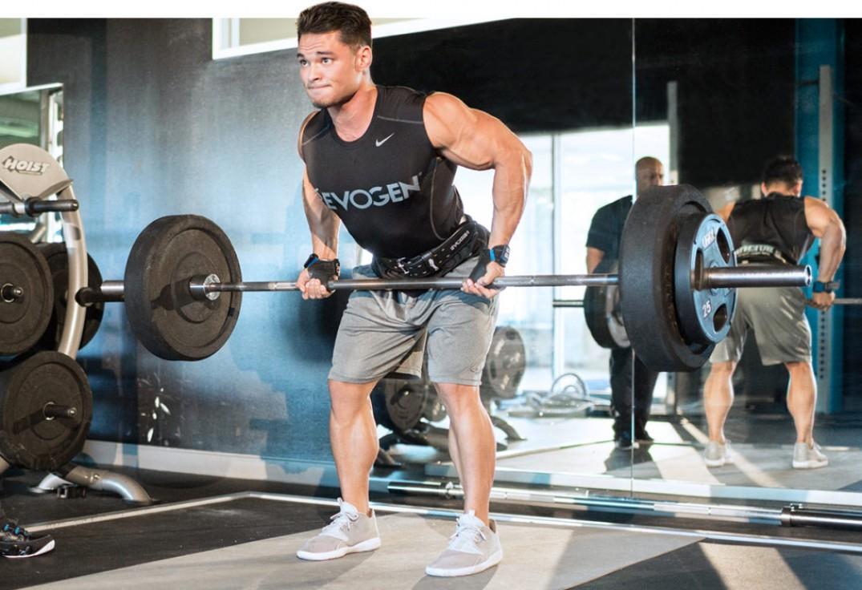 Эффективные упражнения для широчайших мышц