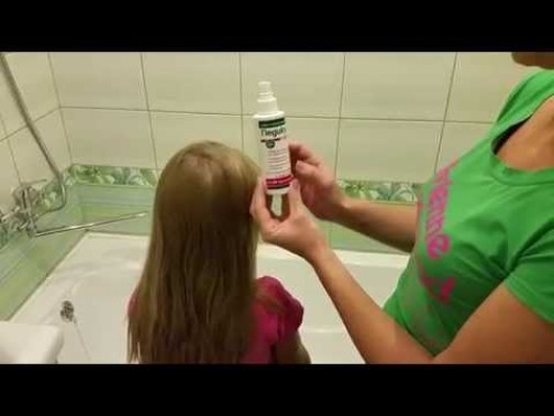 Аптечные препараты от вшей у ребенка