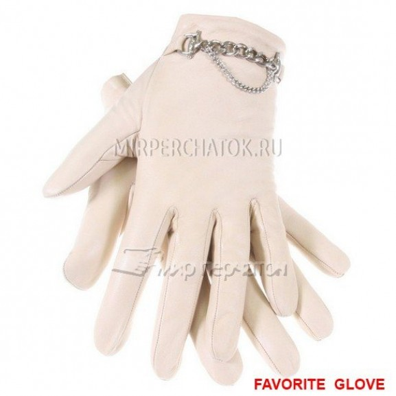 Белые перчатки в мужском и женском гардеробе