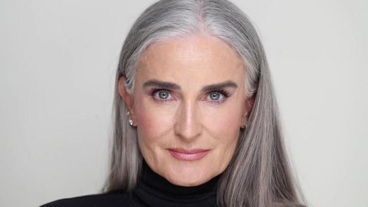 Возрастной макияж пошагово
