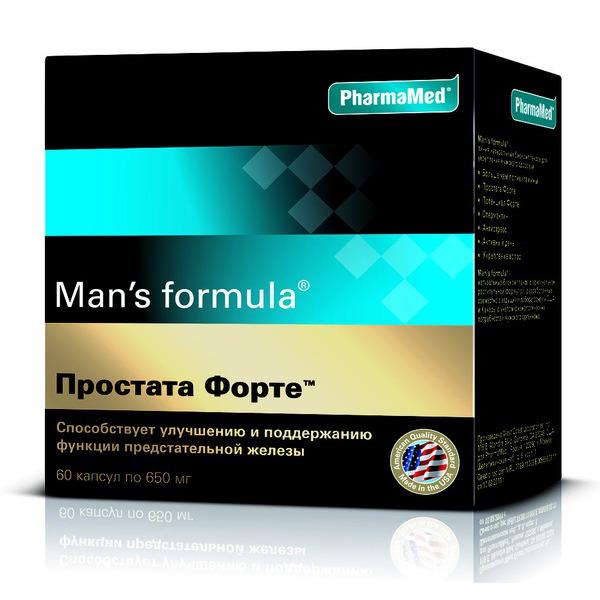Мен-с формула простата форте