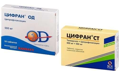 Цифран ст (cifran ct) таблетки. инструкция по применению, цена, отзывы
