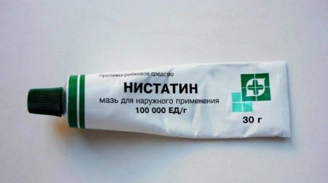 Нистатин – инструкция, показания, состав, способ применения таблеток, мази, свечей при грибковых заболеваниях