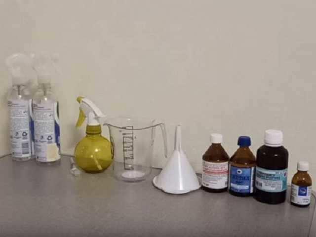 Как сделать антисептик для рук, который точно работает
