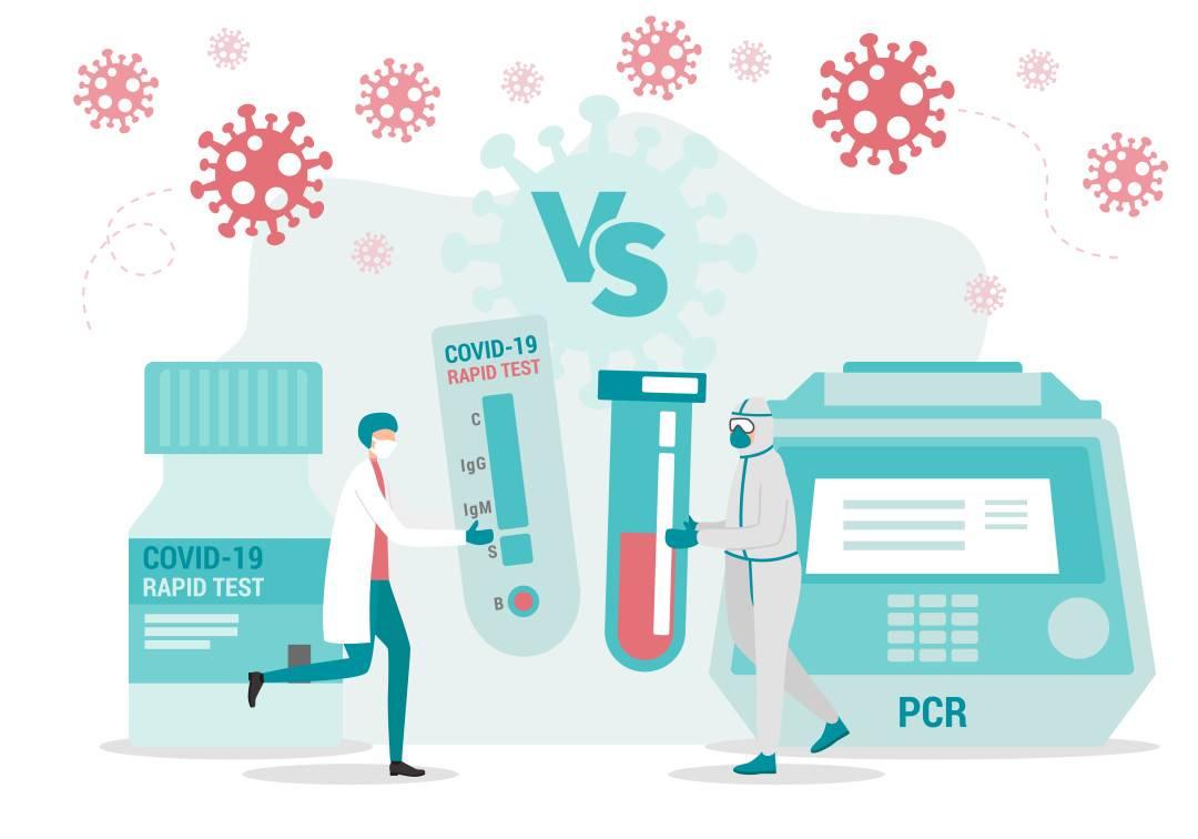 Как правильно сдавать мазок и другие анализы на пцр