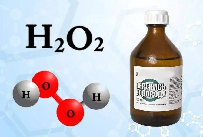Лечение бородавок и папиллом перекисью водорода