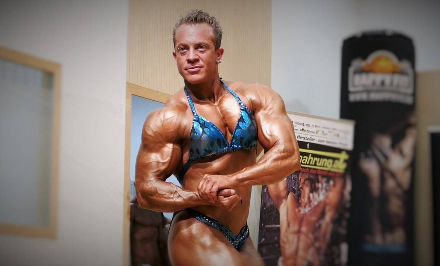 Протеин и спортивное питание – причина прыщей у спортсменов