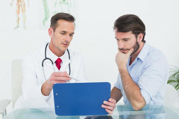 Возникновение рези и жжения в уретре у мужчин