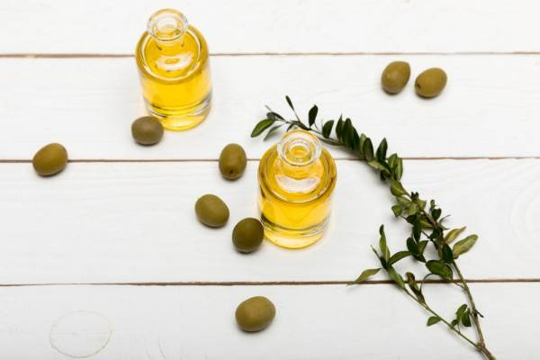 Оливковое масло для лица