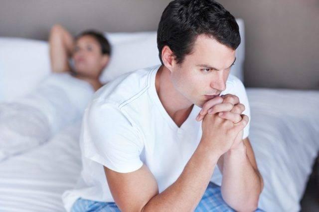 Причины и лечение жжения в интимной зоне у мужчин