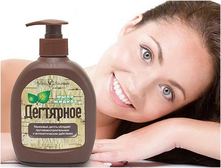 Чем полезно дегтярное мыло? | для лица, волос, от прыщей | где купить чем полезно дегтярное мыло? | для лица, волос, от прыщей | где купить