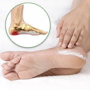 Натоптыши на пальцах ног, пятках, ступнях и подошве