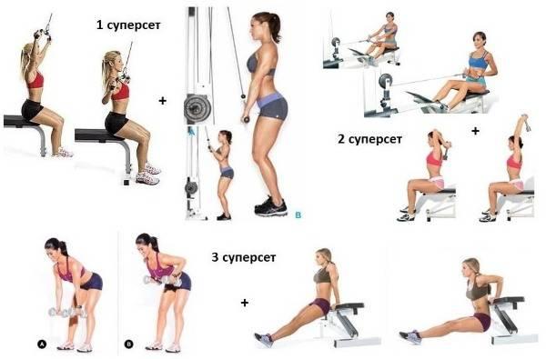 Комплекс упражнений для похудения — самые эффективные упражнения в домашних условиях и в тренажерном зале (125 фото и видео)