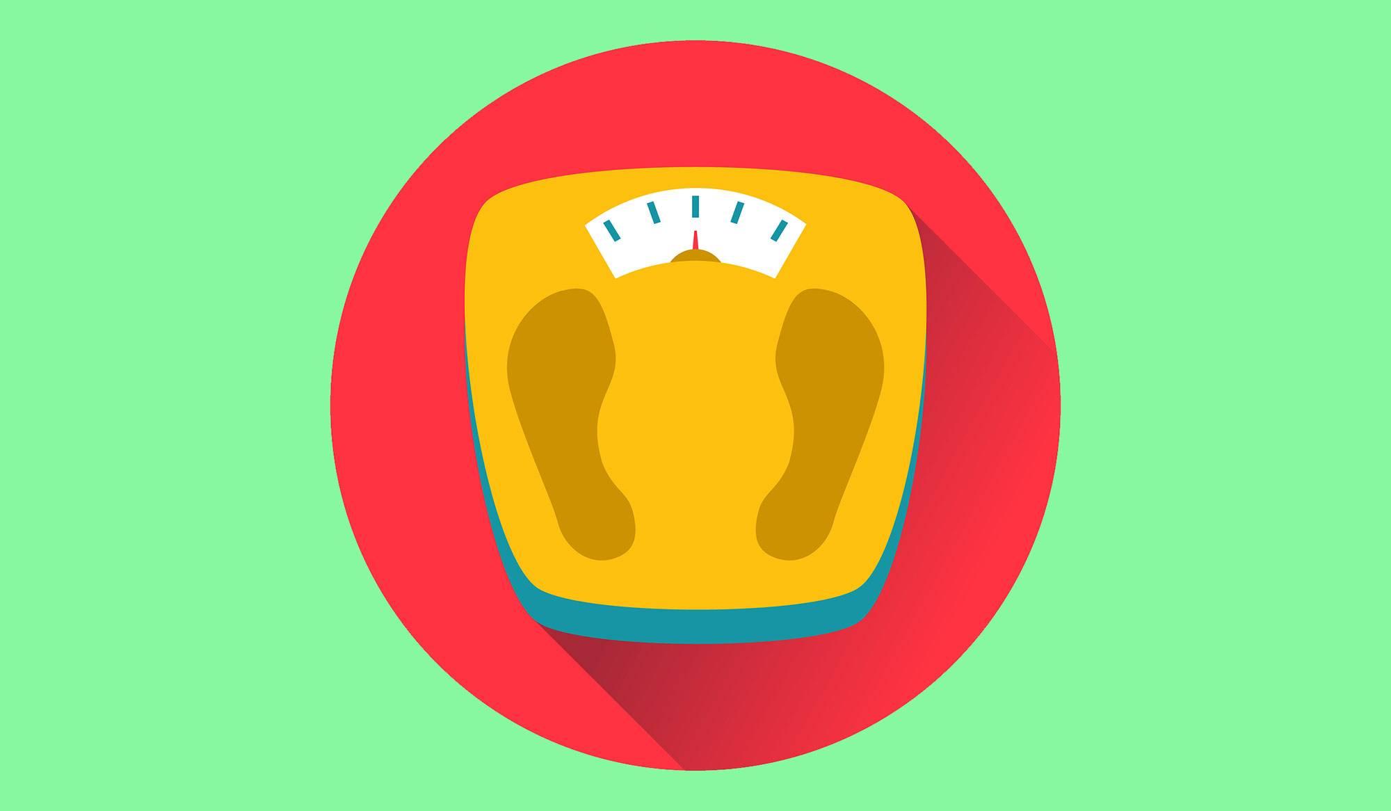 Индекс массы тела (индекс кетле). нормальный вес.