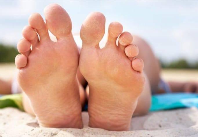 Грибок стопы: симптомы и лечение болезни