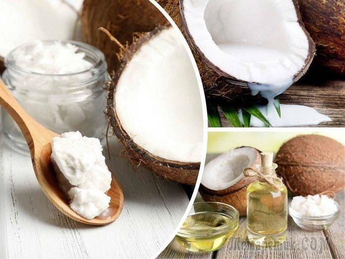 Кокосовое масло: полезные свойства для кожи лица
