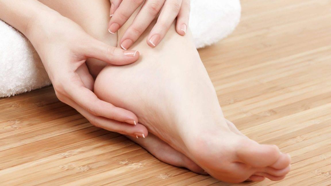 Трещины на пятках — уход в домашних условиях (кремы и мази)