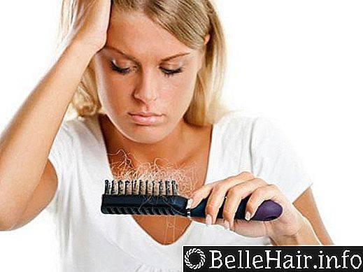 Что делать, если начинают выпадать волосы после наркоза