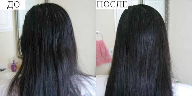 Питание для укрепления волос: им не так уж много нужно