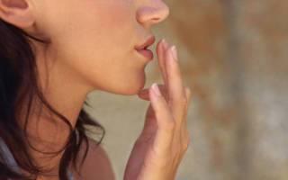 Герпес на губе – быстрое лечение в домашних условиях
