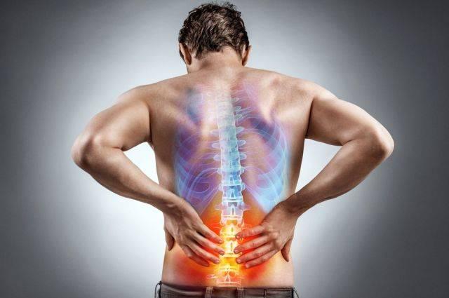 Боли в спине в области поясницы причины у женщин и мужчин