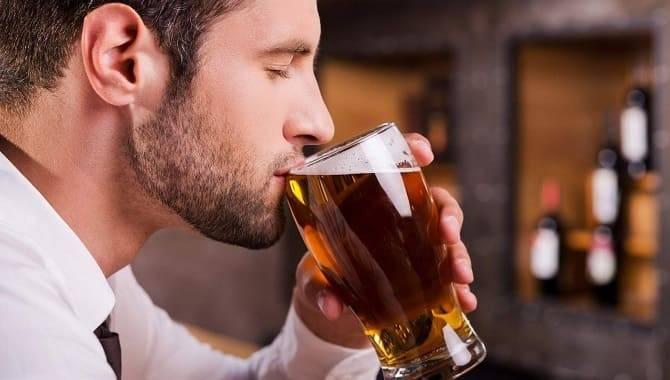 Влияние пива на потенцию у мужчин. правда и вымысел