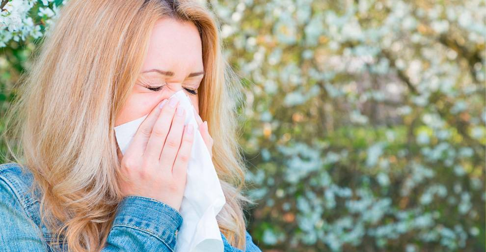 Что принимать при возникновении аллергии?