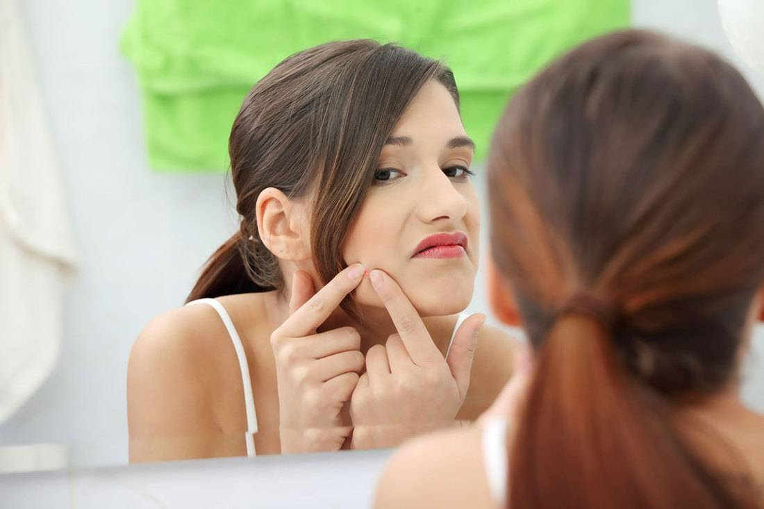 Как самому быстро убрать покраснение и воспаление от прыщей на лице