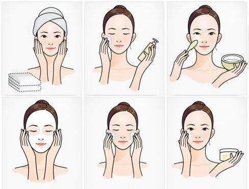 Эффективные маски для лица от прыщей и черных точек