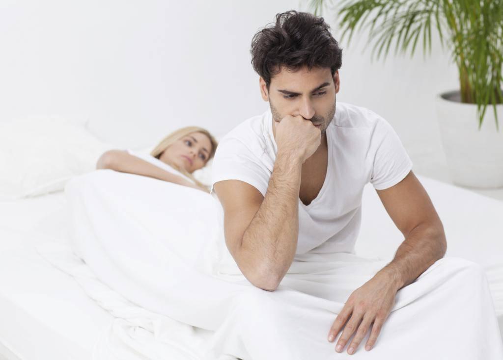 Как вылечить аноргазмию у мужчин