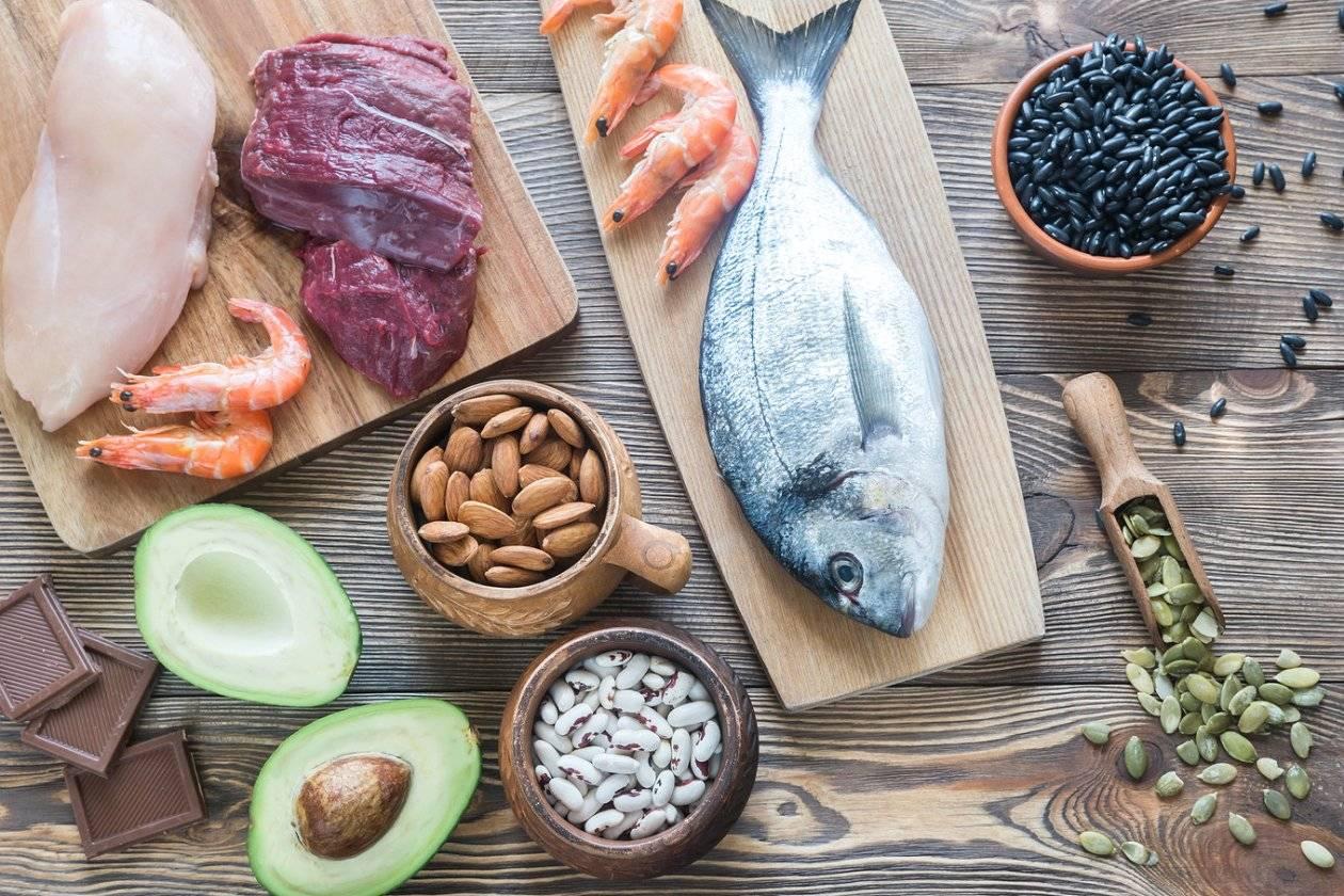 Диета при простатите: перечень полезных продуктов и меню на неделю