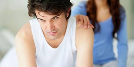 Задержка эякуляции у мужчин