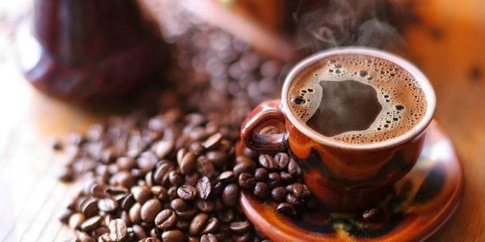 Как кофе влияет на мужскую потенцию и почему