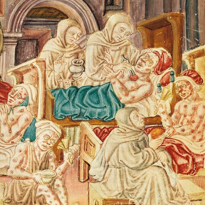 Когда сифилис появился в европе