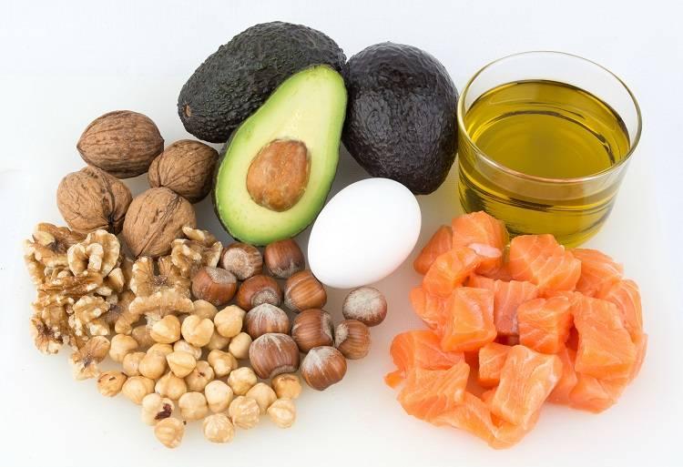 Диета от прыщей: продукты для здоровья кожи