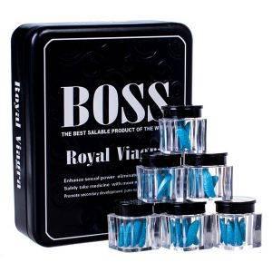 Что собой представляет препарат босс роял виагра, как его использовать?