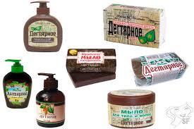 Дегтярное мыло отпрыщей: какое купить иправила лечебных умываний