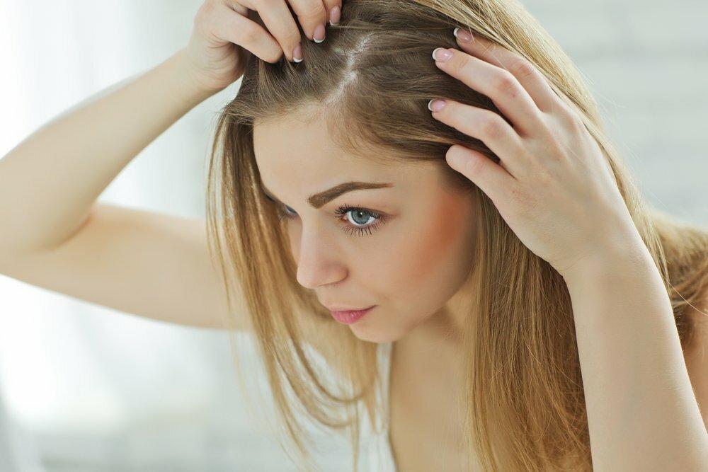 Проблемы с волосами из-за стрессов, неврозов и депрессии