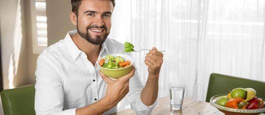 Эффективная диета при простатите у мужчин