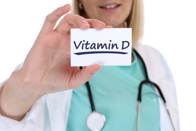 О влиянии витамина д на организм мужчины