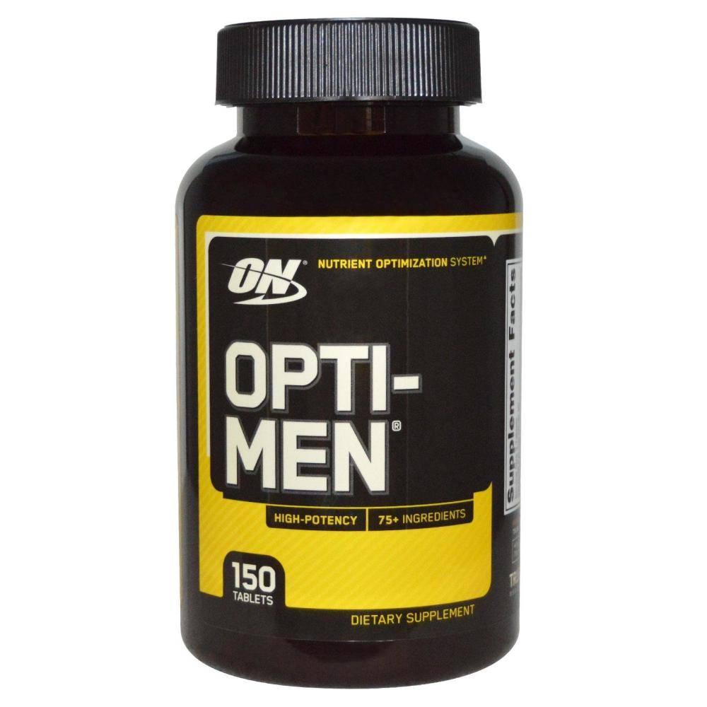 Обзор витаминов и комплексов для мужчин, полезных для улучшения потенции