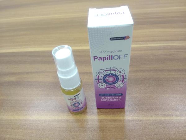 Реальные и отрицательные отзывы о препарате papilloff от папиллом и бородавок