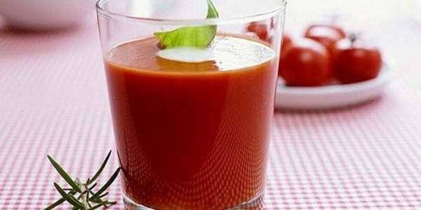 Диета на томатном соке: отзывы и результаты