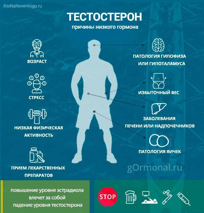 Анализ на тестостерон