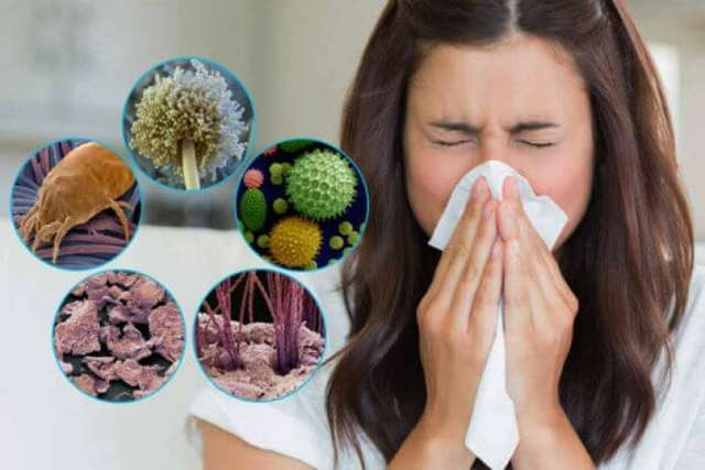 Аллергия на лекарства