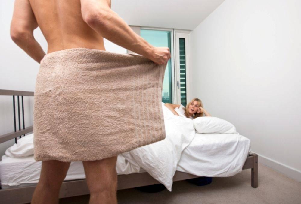 Продвинутые упражнения на растяжение туники полового члена — часть 7