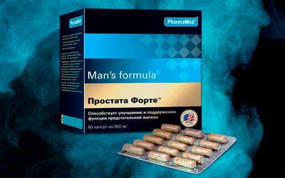 Менс формула простата форте инструкция по применению