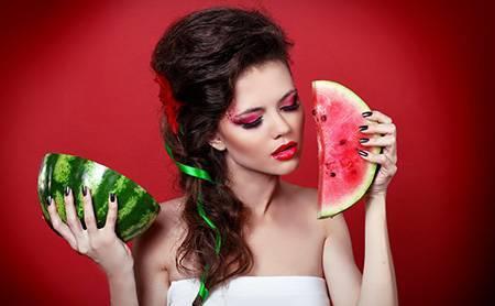 Маски из арбуза для лица. как правильно готовить и применять косметику из арбуза